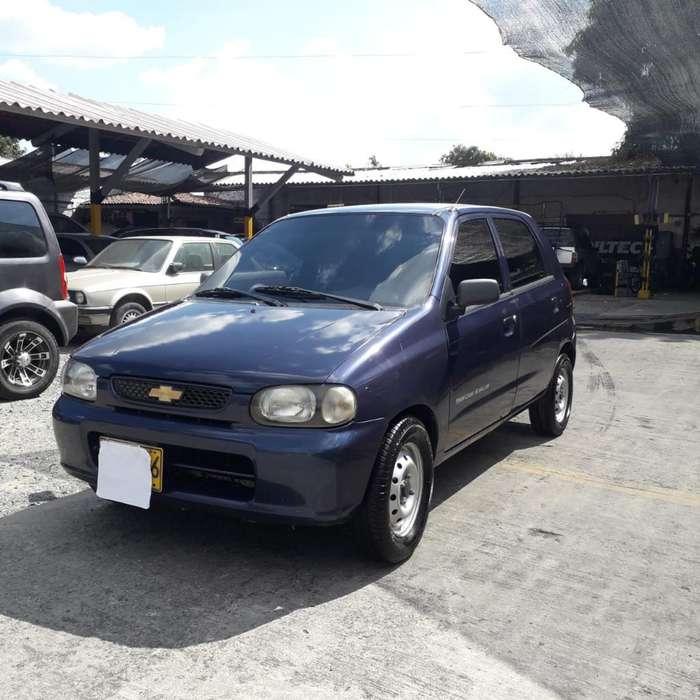 Chevrolet Alto 2002 - 123 km