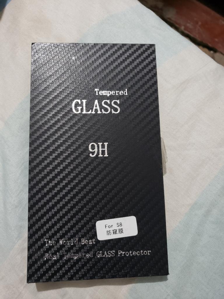 Protector Vidrio Samsung S8
