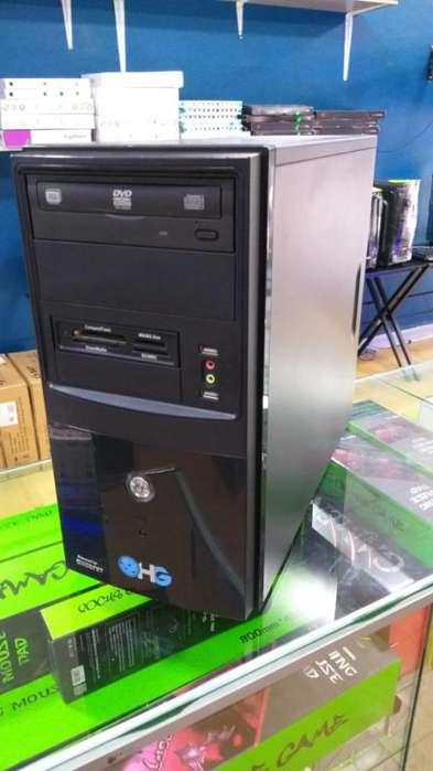 torre cpu computador a8 pro 500gb disco 6gb ram tarjeta de video aceleradora grafica
