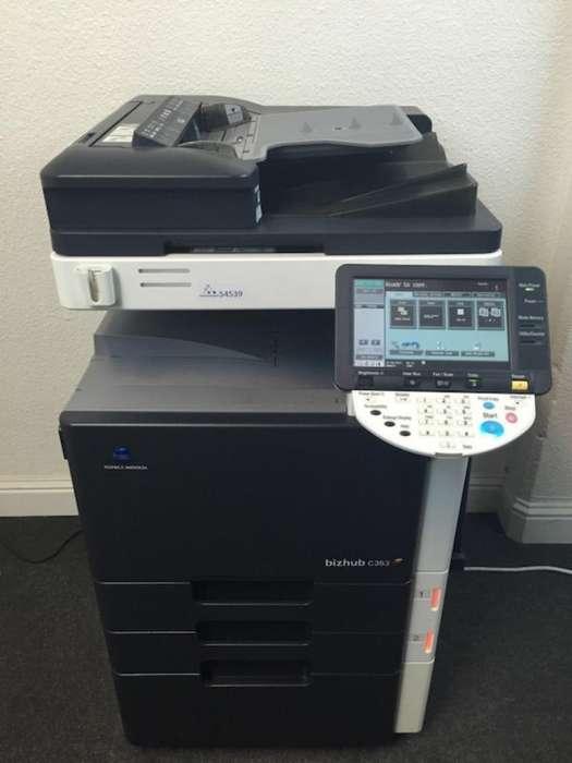 Impresora , Fotocopiadora, Scanner
