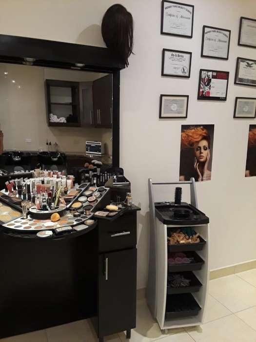 Studio de Belleza Midway Paris en Renta