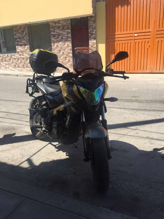 Se Vende Moto Pulsar 200 Ns Fi