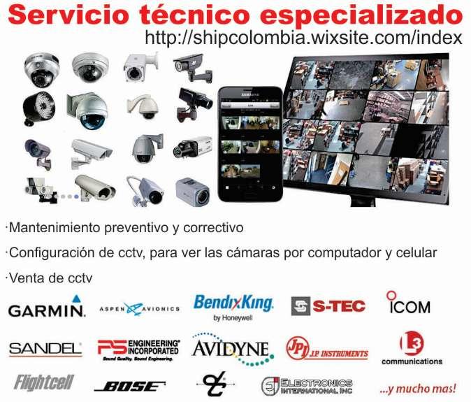 *** Servicio tecnico, venta :: reparación :: mantenimiento - camaras de seguridad configuración de cctv