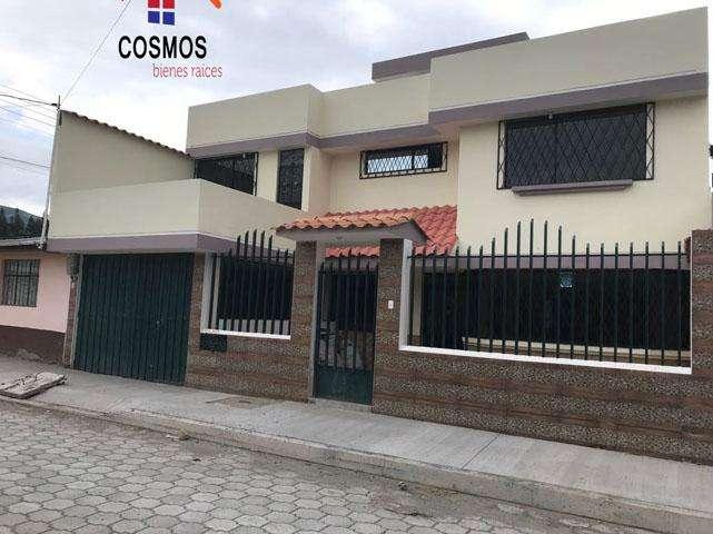 Vendo casa en Otavalo sector San Pablo del Lago