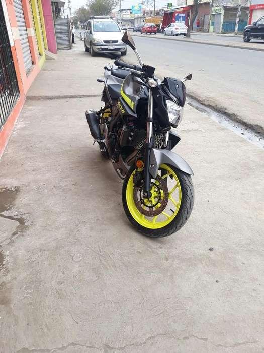 Se Vende Yamaha Mt-03