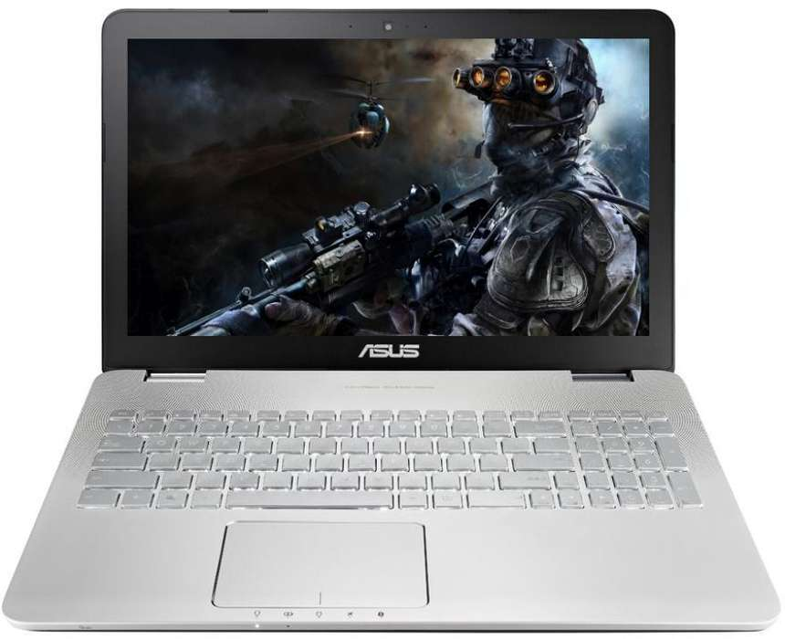 POTENTISIMA LAPTOP GAMER ASUS N551JX I7 4720 HQ 2.50 3.80 GHZ TURBO 8 CPUS NVIDIA GEFORCE GTX 950 4 GB DEDICADO 16 RAM