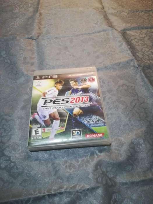 Vendo Pes 2013 Play 3