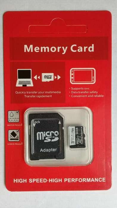 Microsd 64gb Verbatim. Premium. C10.