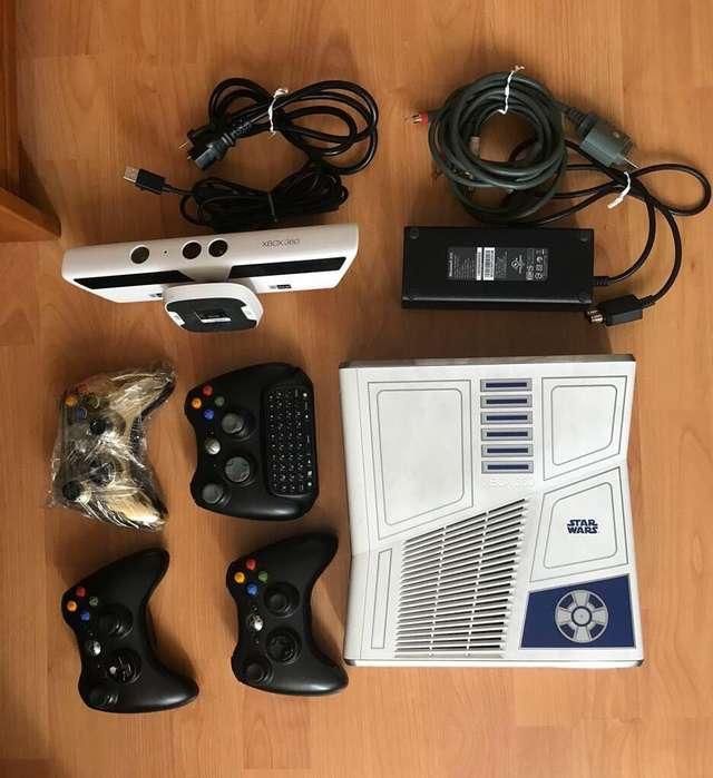 Xbox 360 Versión Starwars