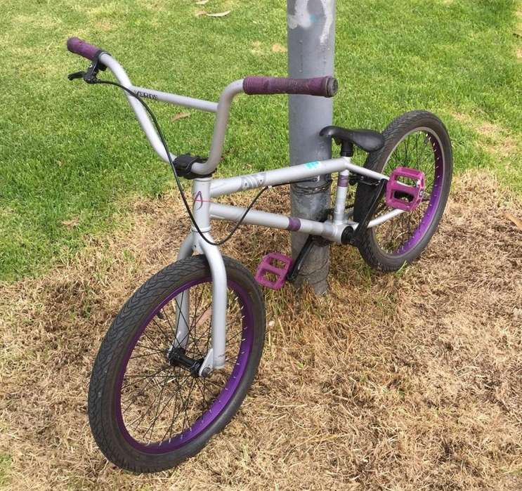 Bicicleta Bmx Marca Verde made In Usa