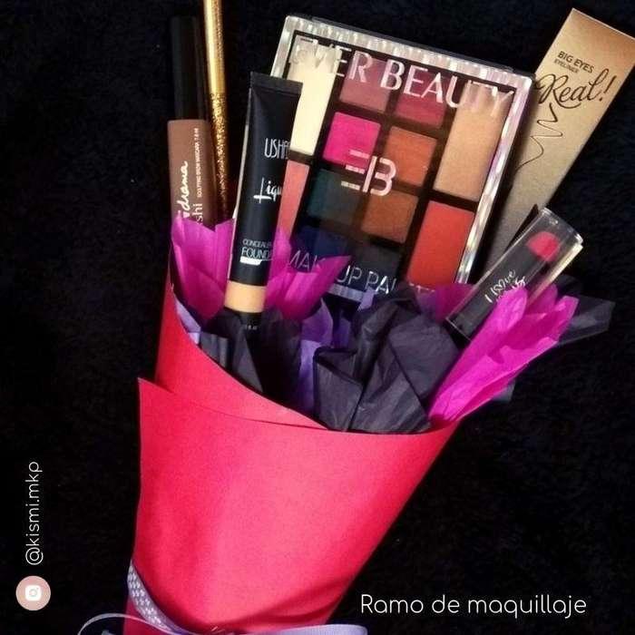 Ramos de maquillaje, Regalos, Sorpresas