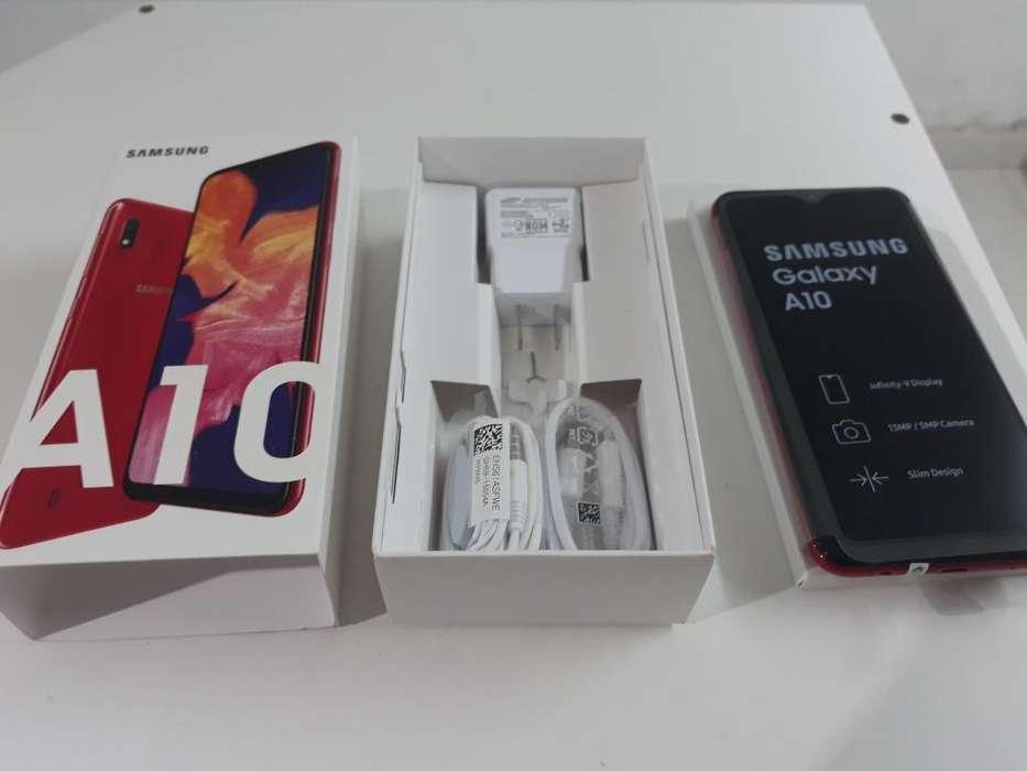 Samsung A10 Nuevo Libre en Caja