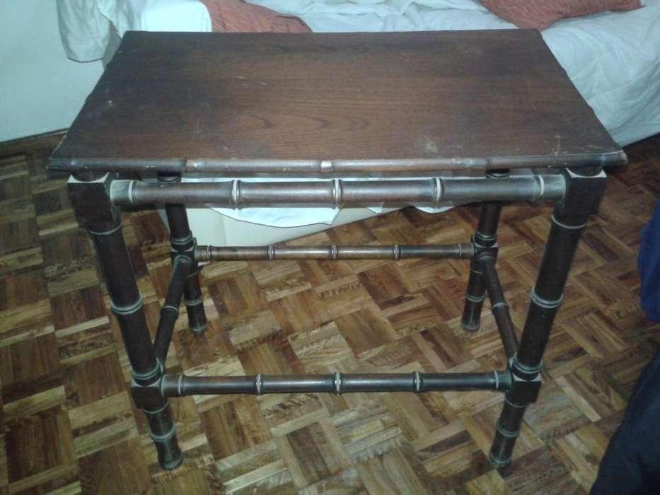 <strong>mesa</strong> de TV madera