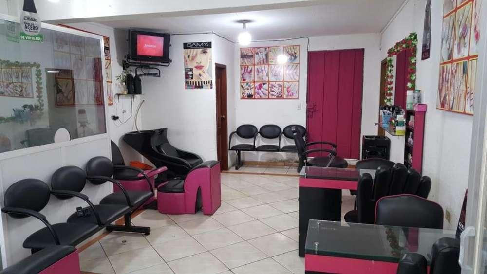 Vendo <strong>muebles</strong> para Peluqueria