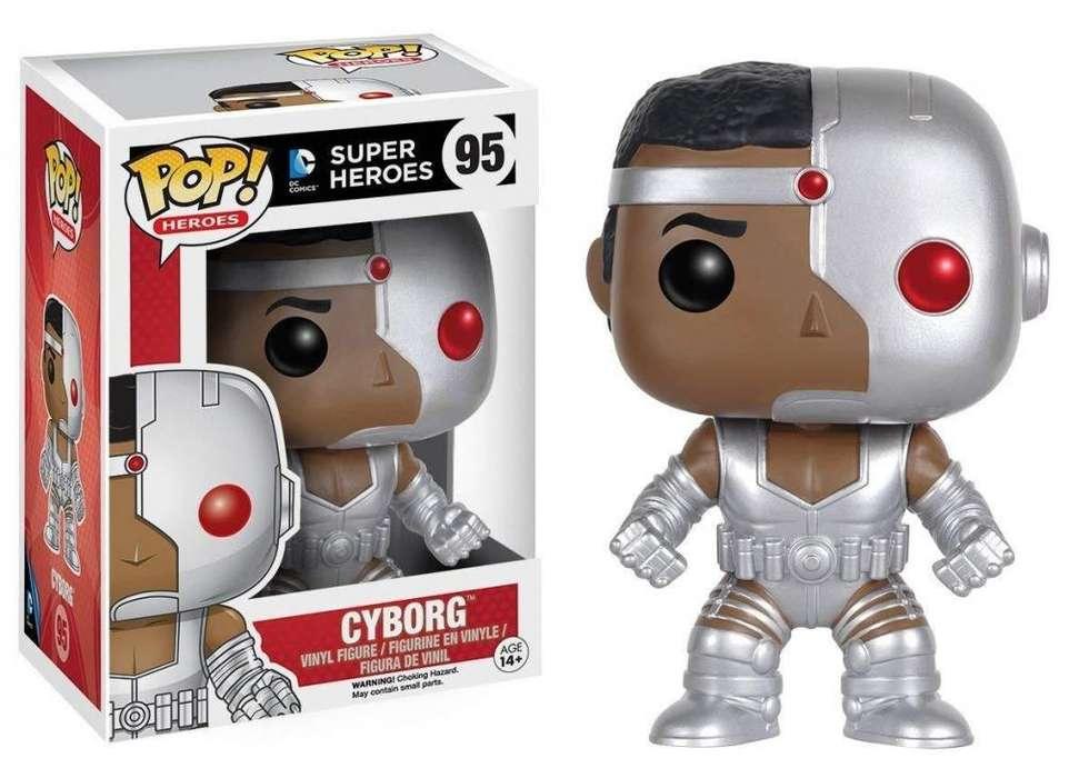 Figura Funko Pop Cyborg Liga De La Justicia 95 Visitanos En Nuestra Pagina tutienditaenlinea com