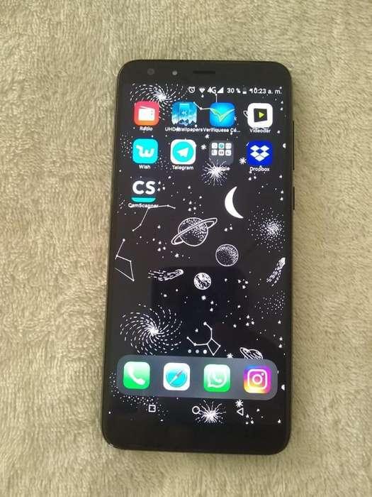nuevo celular KALLEY SILVER PRO excelente equipo