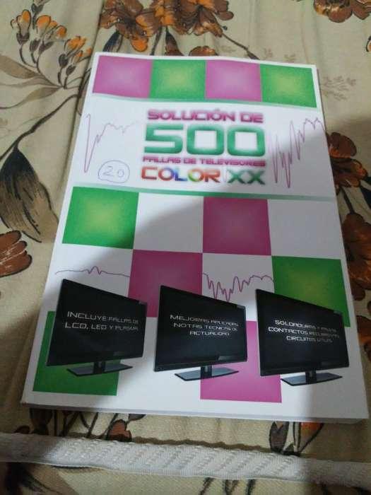 500 Fallas de Tv Tomo 20. 155039582