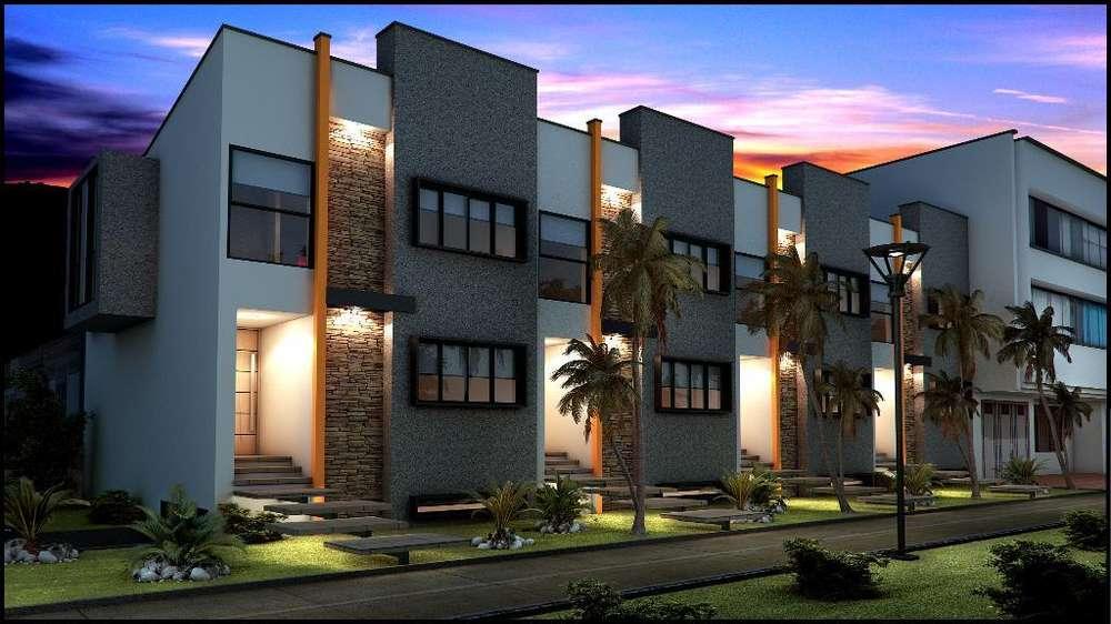 Proyecto Nuevo de 4 Casas
