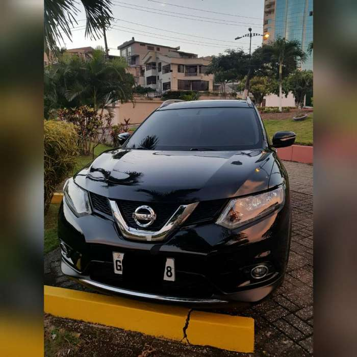 <strong>nissan</strong> X-Trail 2017 - 44000 km