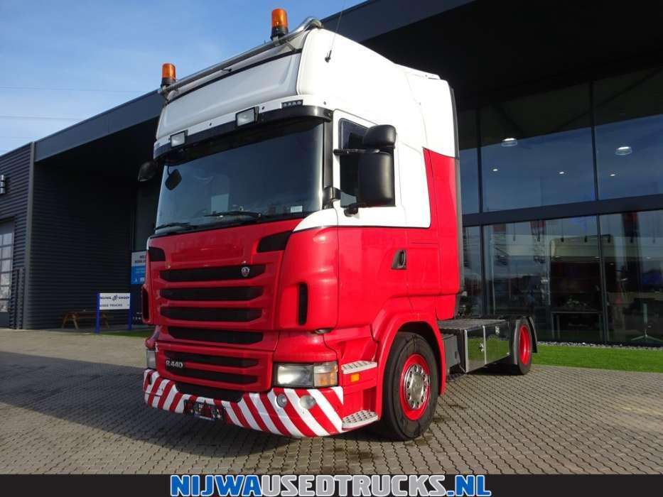Scania R 440 X-Low Retarder ADR - To be Imported