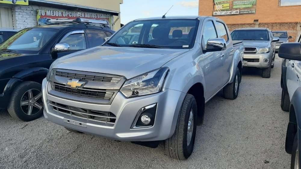 Chevrolet D-Max 2019 - 0 km