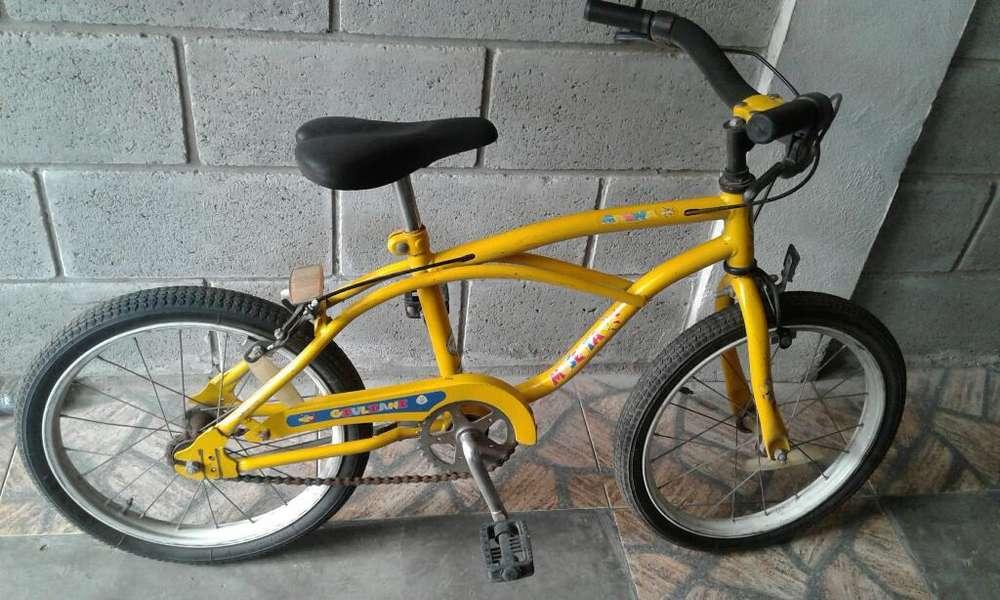 Bici Rod 16 Muy Buen Estado