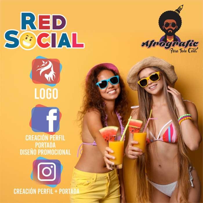 Publicidad, Imágenes para Redes Sociales Facebook, Instagram Flyers Digitales, Logotipo