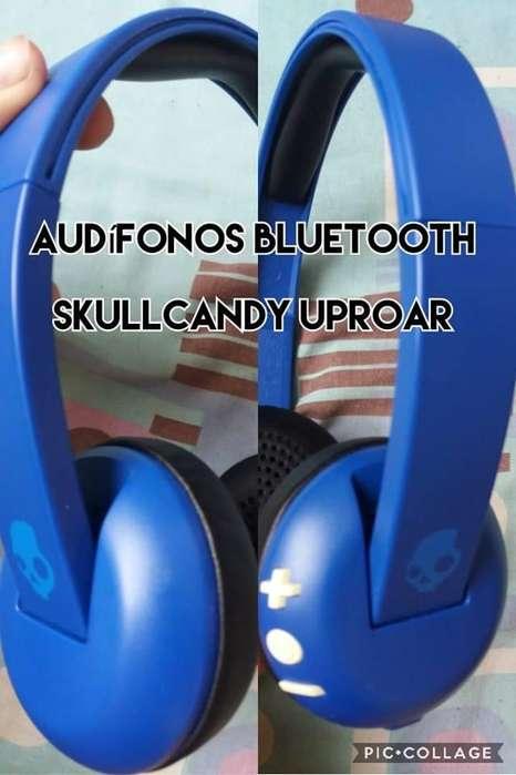 audifonos bluetooht originales skullcandy uproar venta cambio