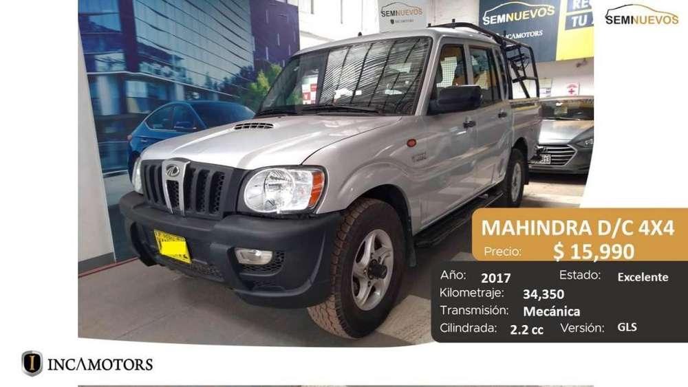 Mahindra Pick Up 2017 - 34300 km