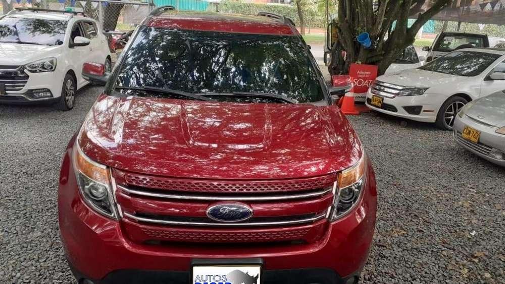 Ford Explorer 2013 - 107436 km