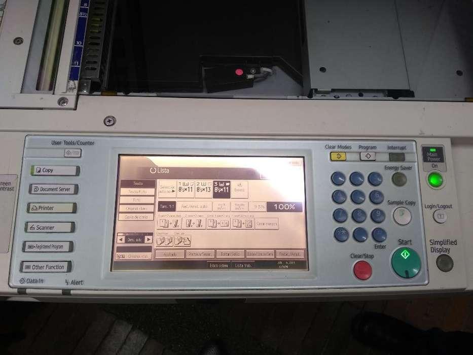Fotocopiadora Ricoh 7500 75 Copias