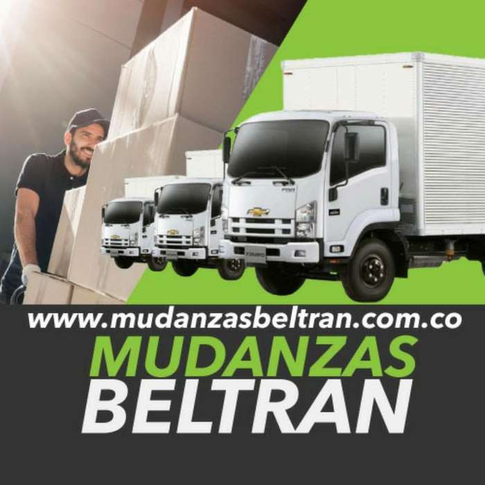 Mudanzas Beltran3192855671- 3108871846be