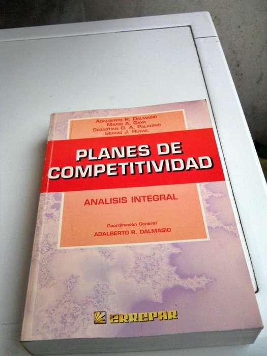 Planes de Competitividad . Dalmasio/ Gaya/ Paladino/Rufail