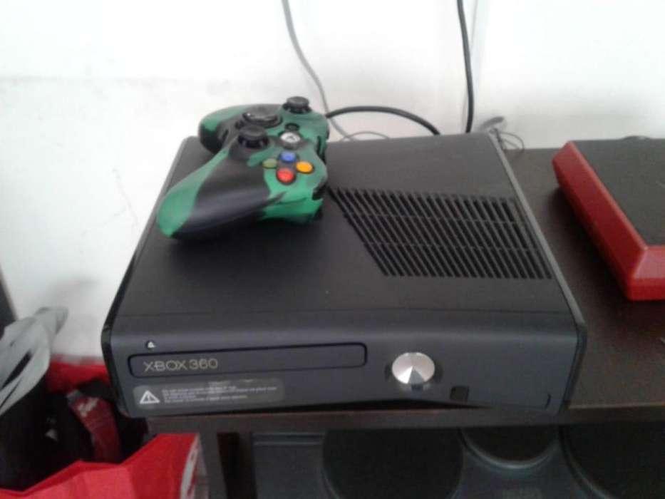 Xbox 360 1 control por solo 299.999 - venta de garaje