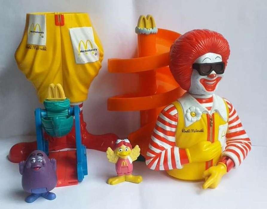 Ronald Mcdonalds Y Amigos
