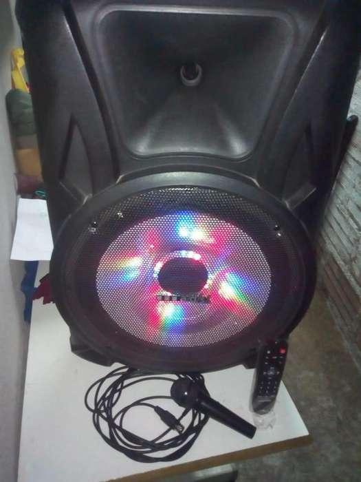 Cabina de sonido FULL HD
