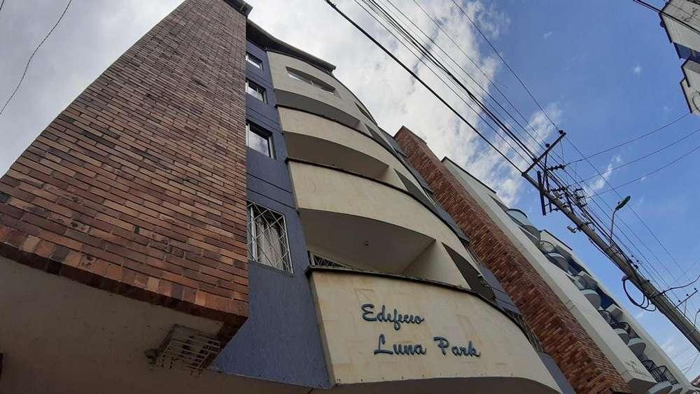 <strong>apartamento</strong> para venta en Bucaramanga, Barrio San Francisco. Edificio Luna Park