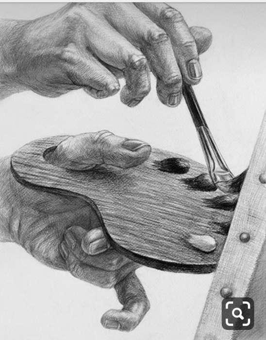 Se Dictan Clases de Dibujo Y Pintura