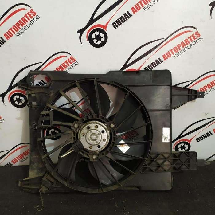 Electro Ventilador Renault Megane II 3325 Oblea:03001504