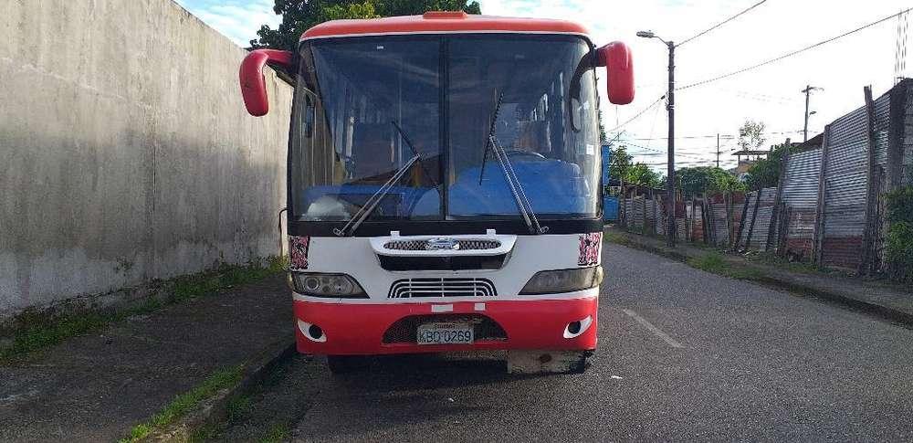 Vendo Este Bus Hino Gd