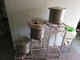 Equipo Cerveza Artesanal 20Litros finales