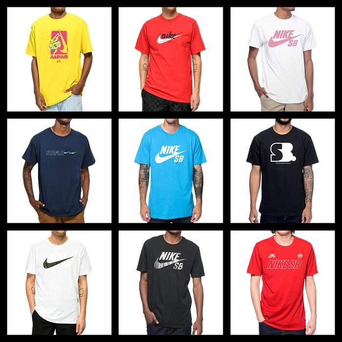 Polo Nike Sb Skateboarding Nuevo Original con Etiquetas de Garantia