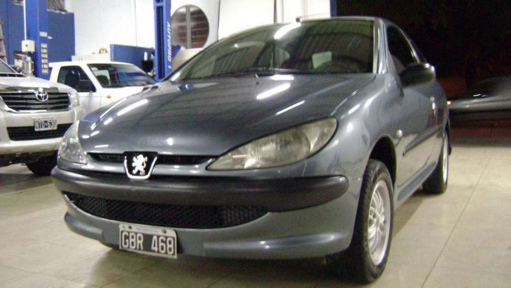 Peugeot 206 2007 - 138000 km