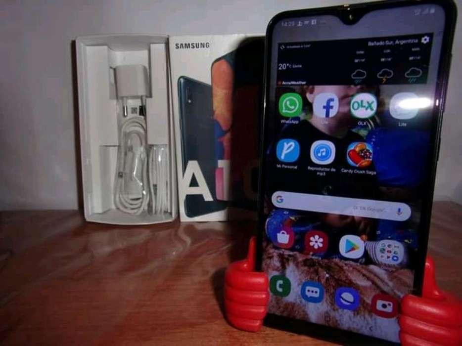 Samsung A10 2019(liberado,accesorios)