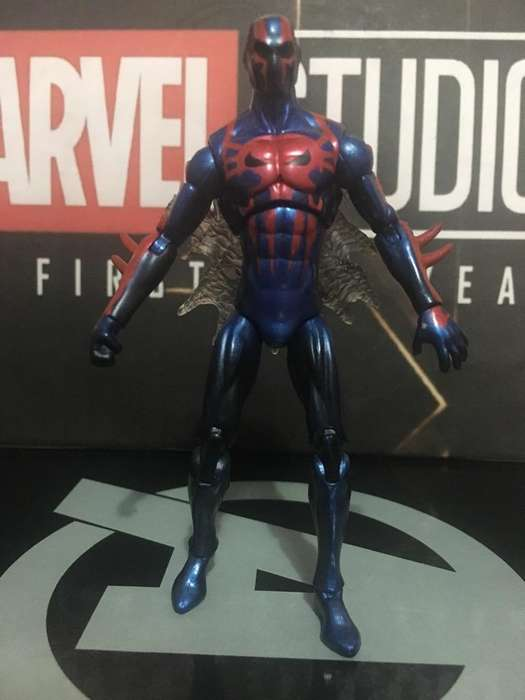 Marvel Universe Spiderman 2099