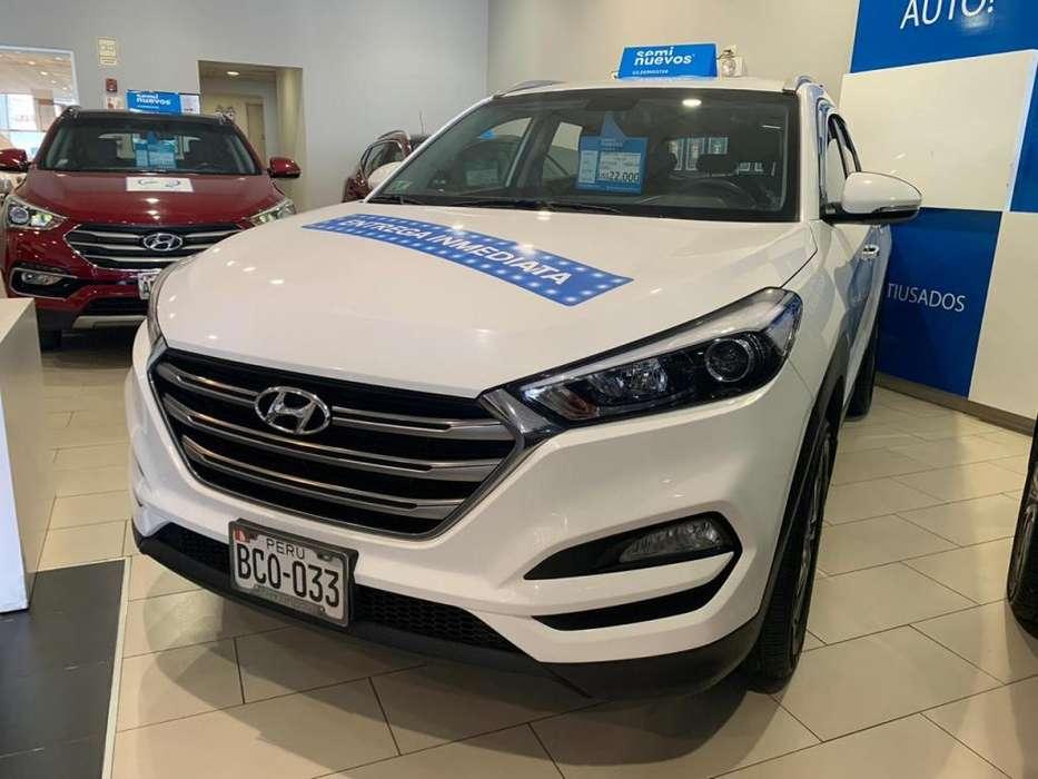 Hyundai Tucson 2017 - 28000 km