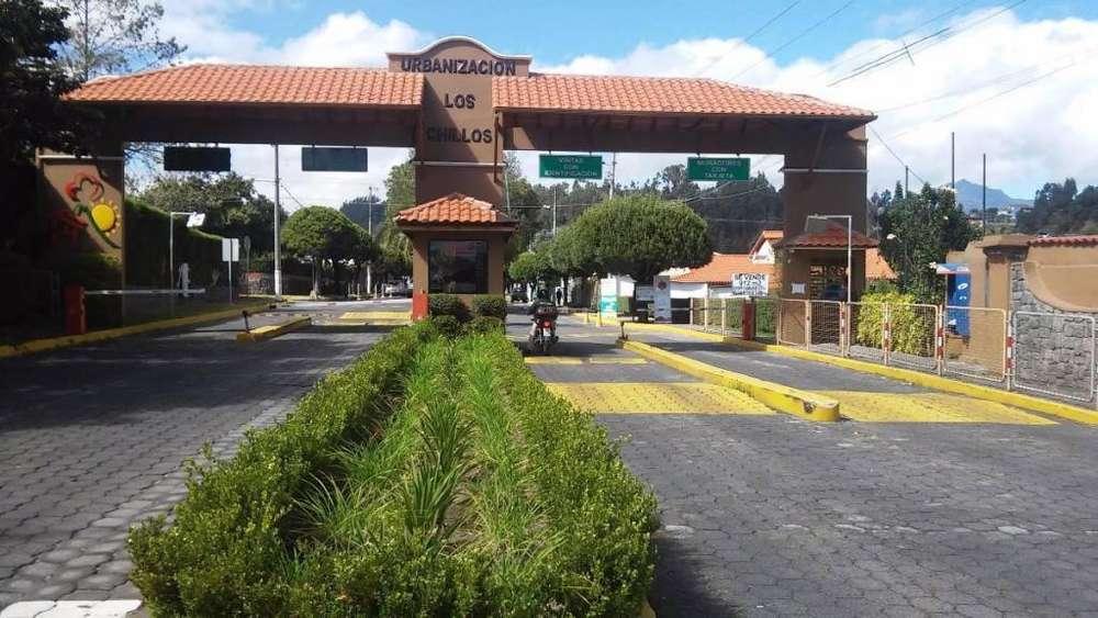 ANTICRESIS DEPARTAMENTO EN EXCLUSIVA URBANIZACION VALLE DE LOS CHILLOS
