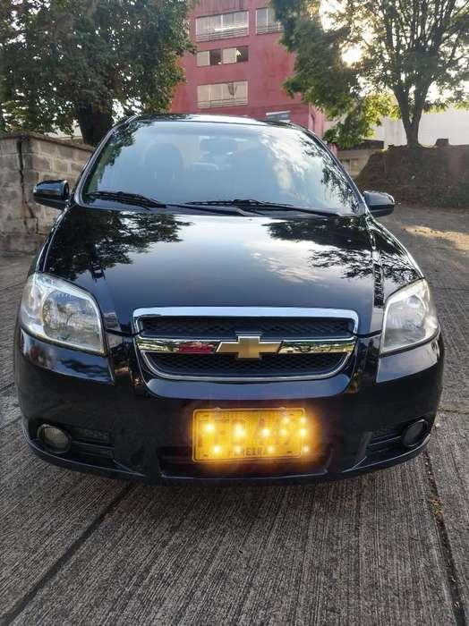 Chevrolet Aveo Emotion 2010 - 128000 km