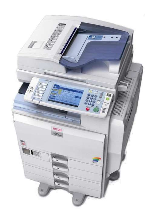 Venta de Ricoh MPC4000 Copiadora e Impresora a color