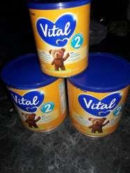 Vendo Leches Vital de 6 a 12 Meses